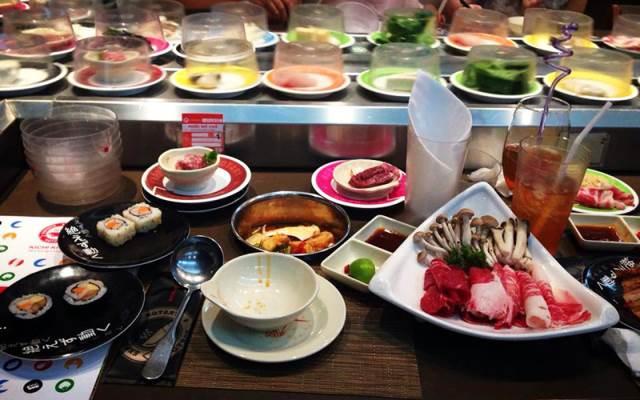 Món Nhật hấp dẫn tại nhà hàng