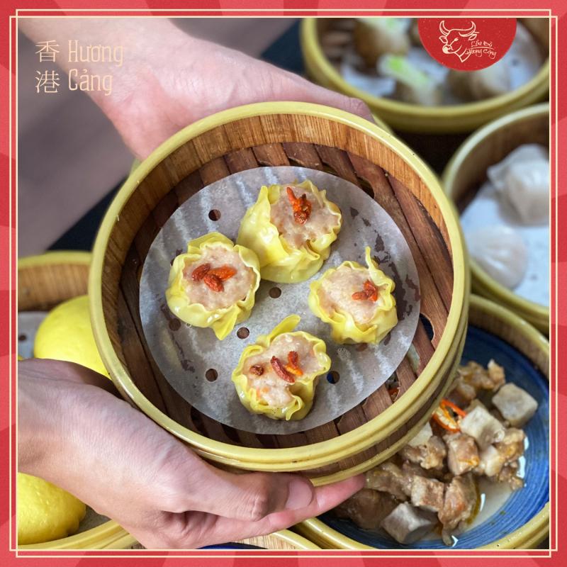 Lẩu bò Hương Cảng – Buffet Lẩu & Dimsum