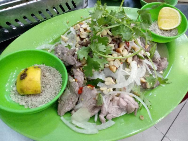 Lẩu Bò Quang Nhí - Huỳnh Tấn Phát