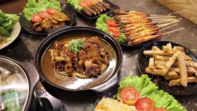 Lẩu Bò Sài Gòn ViVu