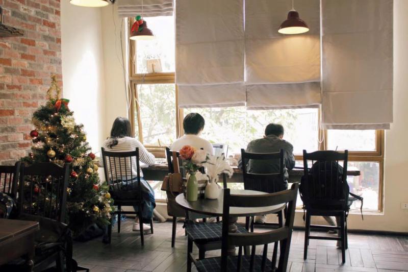 Lau café - Trần Quốc Hoàn