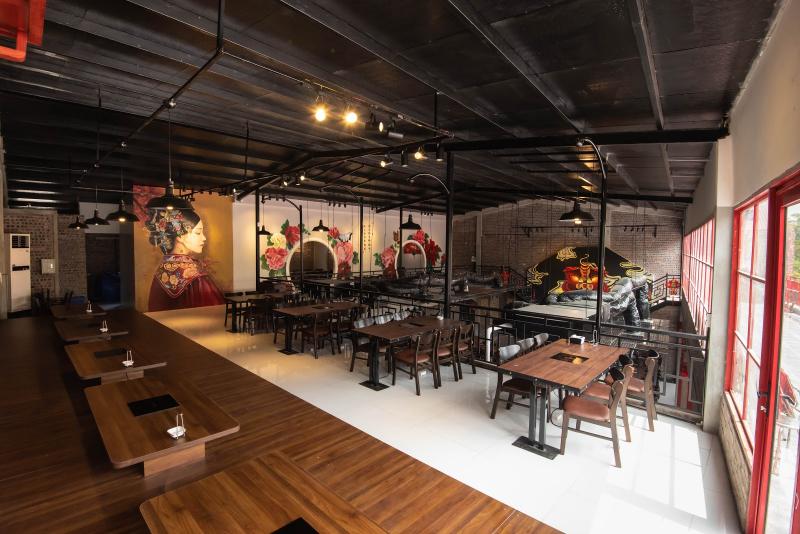 Lẩu Cấn - Hotpot vàamp; BBQ