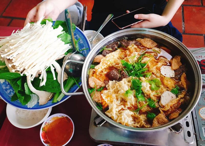 Top 5 Quán lẩu chay được yêu thích nhất Làng đại học TP.HCM - Toplist.vn