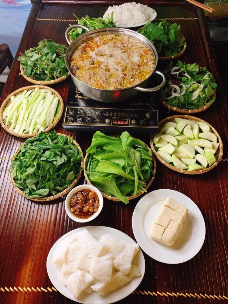 Lẩu Cua Đồng 685 - Lạc Long Quân