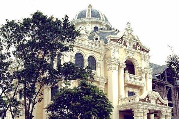Lâu đài 100 tỷ - Hải Phòng