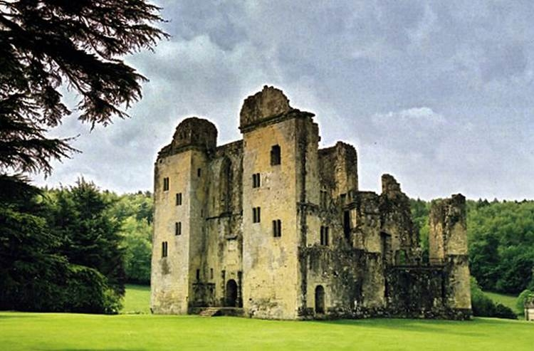 Lâu đài Salisbury