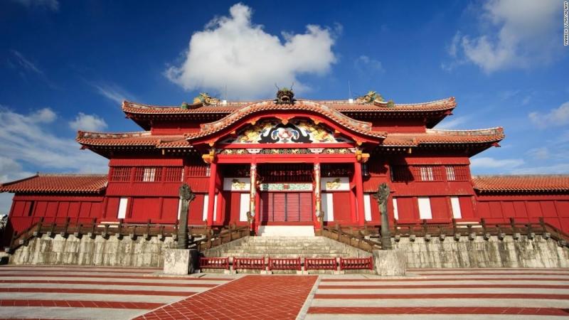 Lâu đài Shuri