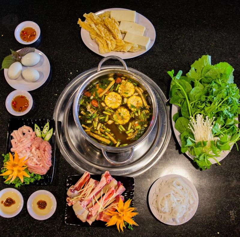 Lẩu Dê Đồng Hương 2 - Hoàng Diệu 2