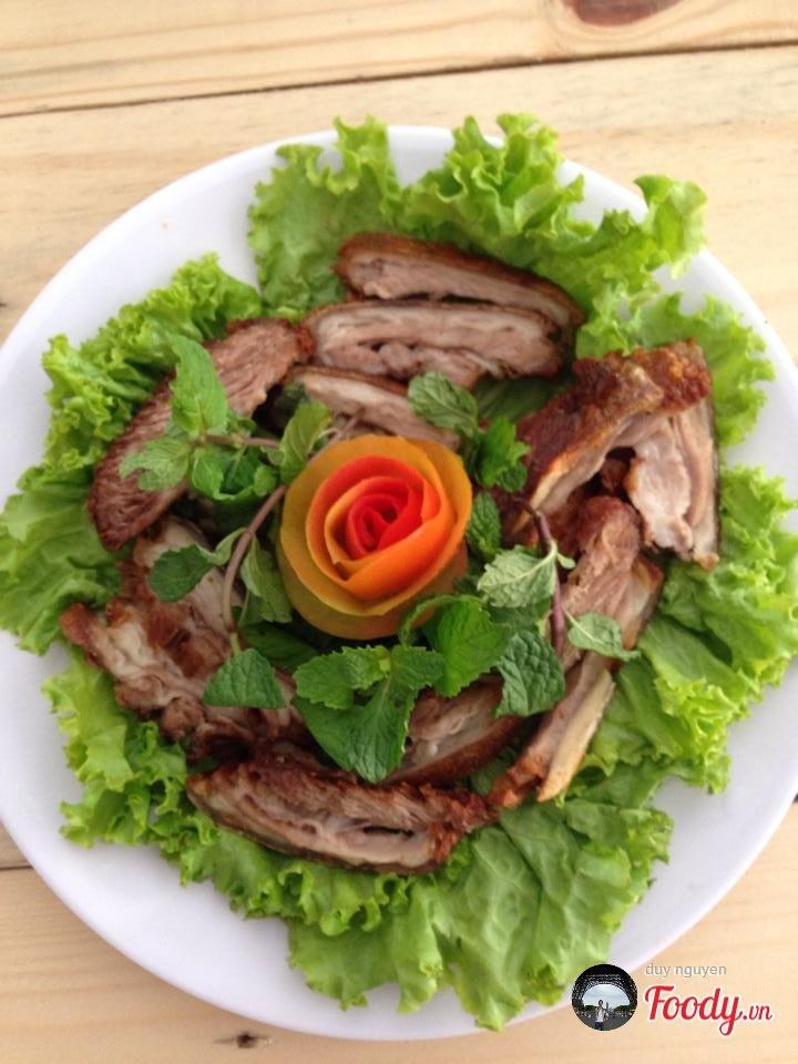 Thịt dê Lam Sơn thơm ngon