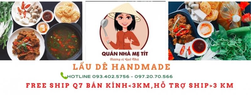 Lẩu Dê  - Quán Nhà Mẹ Tít