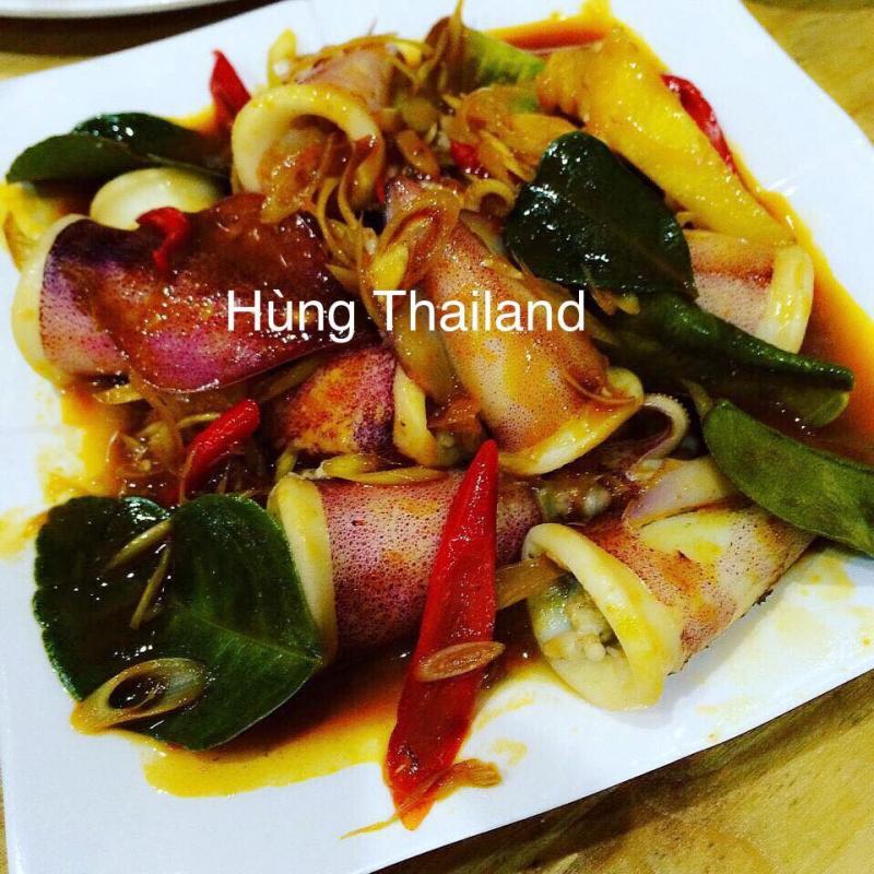 Lẩu đĩa - Hùng Thailand
