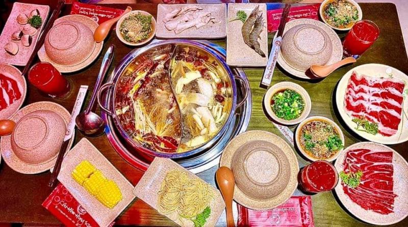 Lẩu Liu Chu Fang tại 135 Nguyễn Văn Linh