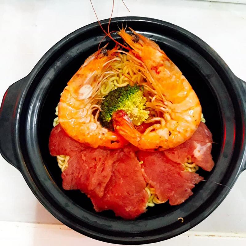 Lẩu Mì Cay Hàn Quốc HANAMI