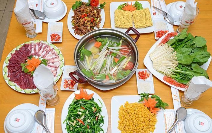 Quán Hoàng Anh là địa chỉ hiếm hoi chuyên về thịt nai rừng ở Hà Nội