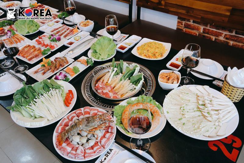Lẩu Nướng Hàn Quốc - Hưng Yên