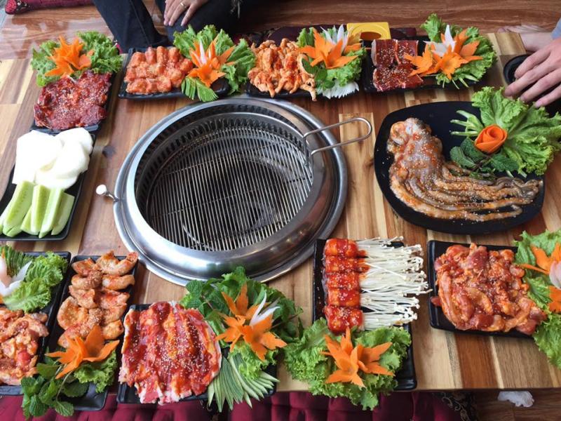 Sài Gòn BBQ - Hotpot - Buffet