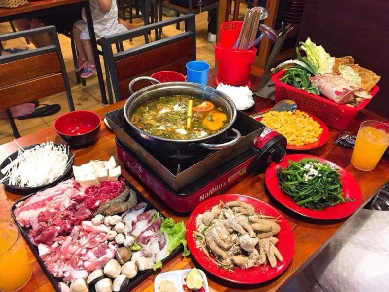 Nhà hàng nổi tiếng với món ăn ngon, giá cả bình dân, được rất đông thực khách tại Hải Dương yêu thích