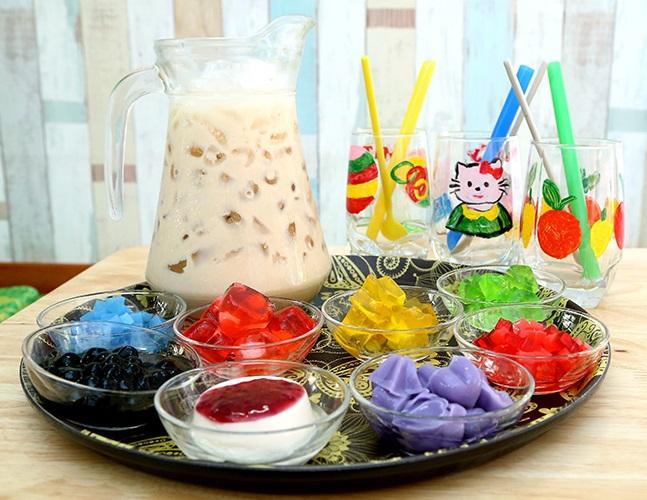 Lẩu trà sữa Lê Lợi