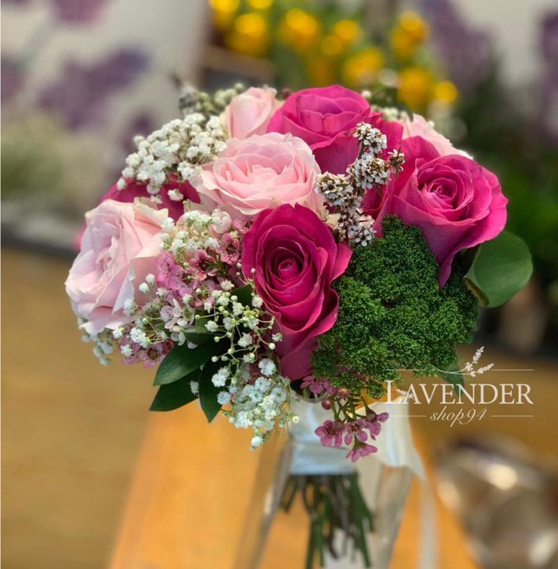 Hoa cưới ở Lavendershop94 Flowers