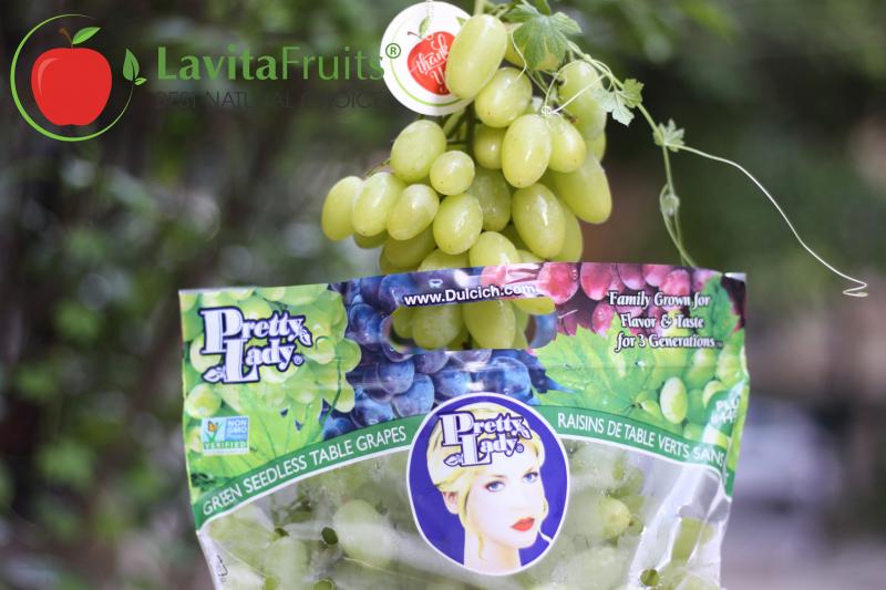 Lavita Fruits - Hoa quả nhập khẩu