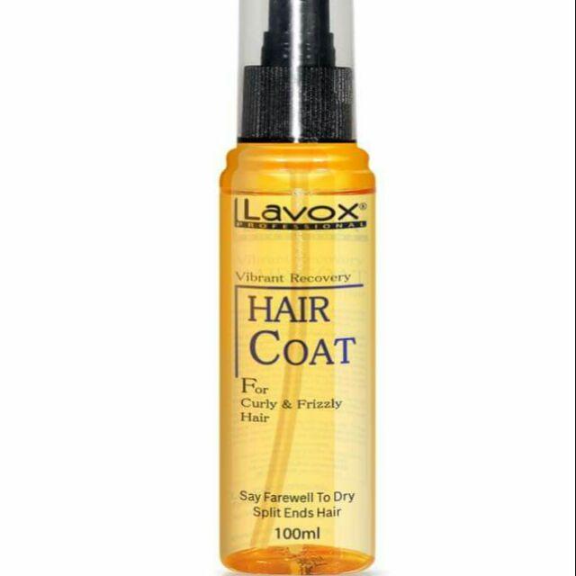 Sản phẩm Lavox Hair Coat For Curl & Frizzy Hair