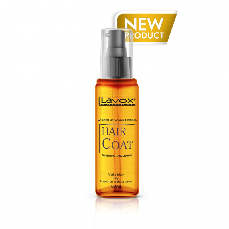 Lavox Hair Coat For Curl & Frizzy Hair
