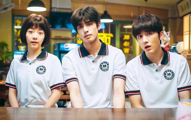 Top 11 bộ phim học đường Trung Quốc hay nhất 2021 8