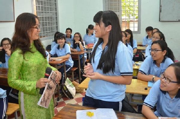Lấy học sinh làm trung tâm của hoạt động dạy học