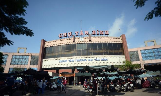 Chợ Tân Bình Là địa điểm lấy sỉ quần jeans tại Hồ Chí Minh