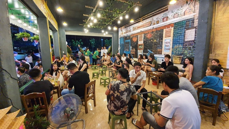 Layla - Tiệm trà chanh