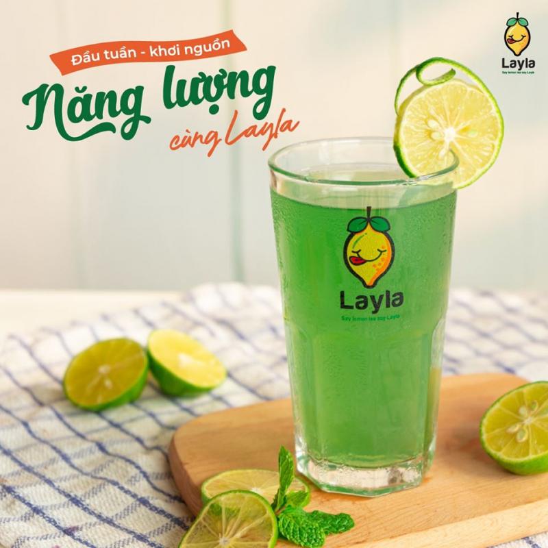 Layla - Tiệm trà chanh Văn Giang, Hưng Yên