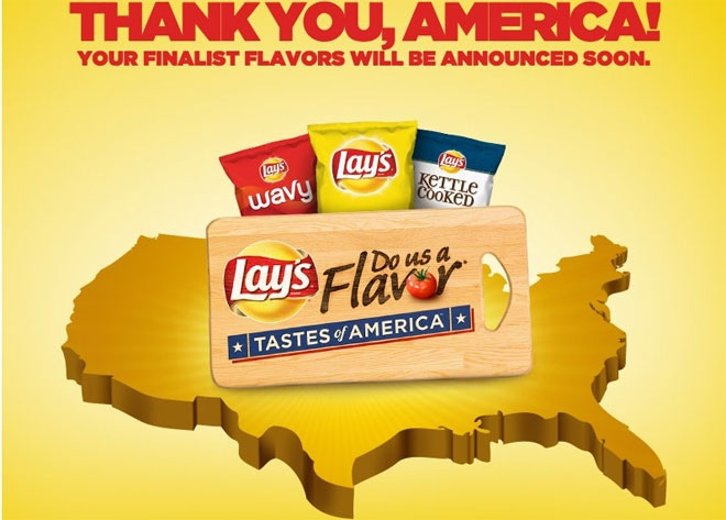 Lay's là thương hiệu khoai tây chiên nổi tiếng toàn cầu