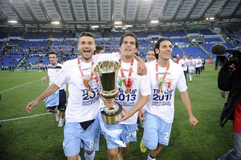 Lazio chiến thắng năm 2013