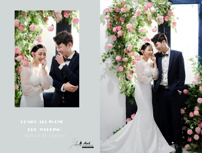 Lê Anh Wedding Thái Bình