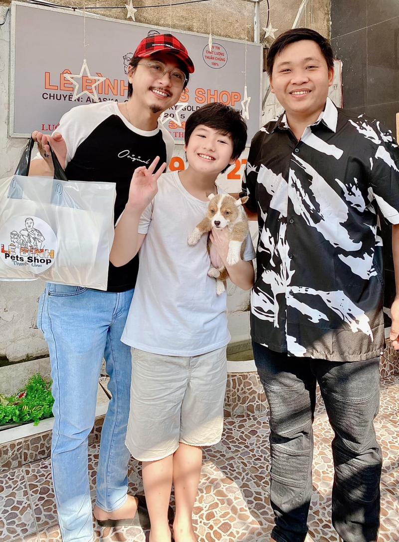 Lê Bình Pets Shop