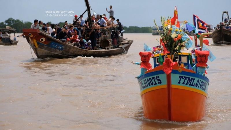 Lễ hội Cúng Biển