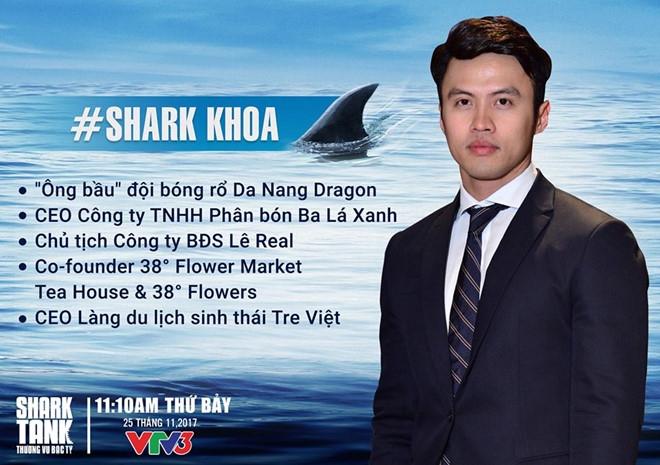 Shark Lê Đăng Khoa