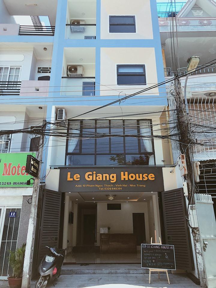 LE GIANG House