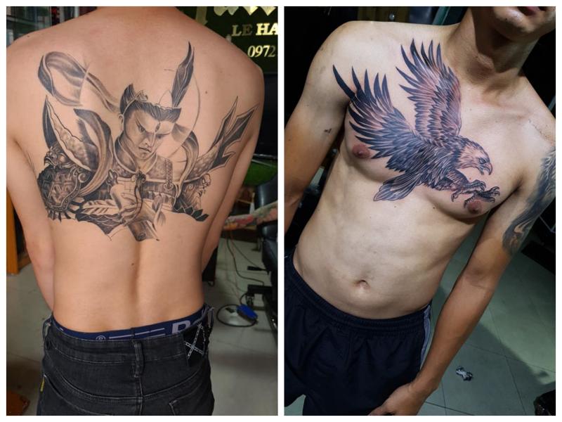 Lê Hải Design Tattoo