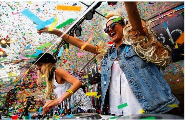 Tomorrowland lấy dòng nhạc Electronic Dance làm chủ đạo