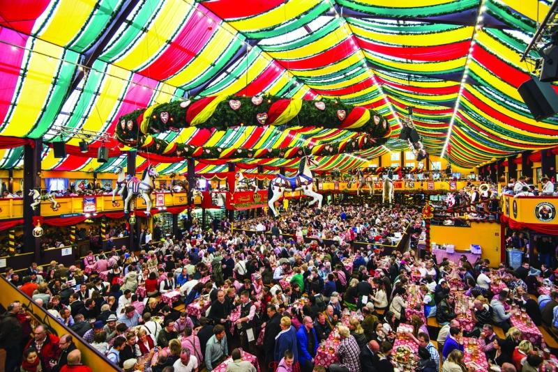Lễ hội bia ở Thanh Đảo (Trung Quốc)