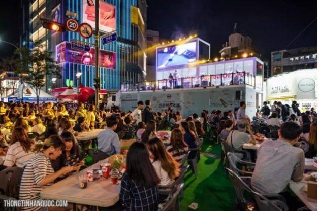 Lễ hội bia Quốc tế Sinchon