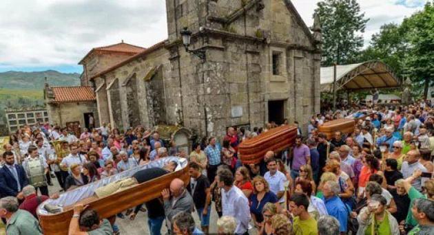 Lễ hội chết thử của Tây Ban Nha