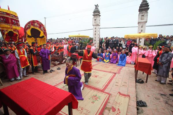 Lễ hội Đả cầu cướp phết