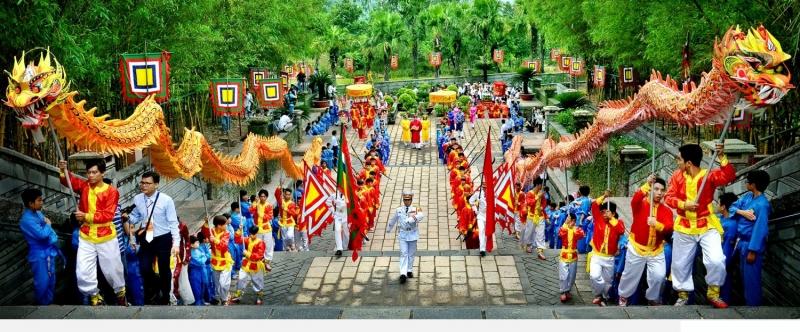 Top 6 lễ hội đặc sắc nhất tại Bắc Ninh