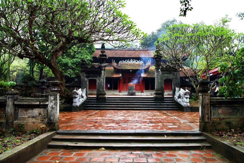 Đền Sóc Sơn nơi thờ Thánh Gióng