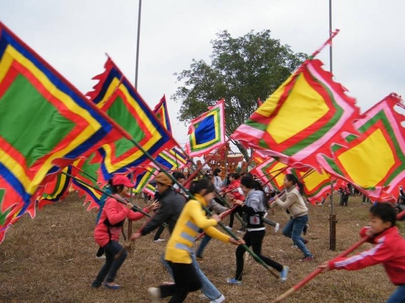 Lễ hội đền Từ Hả