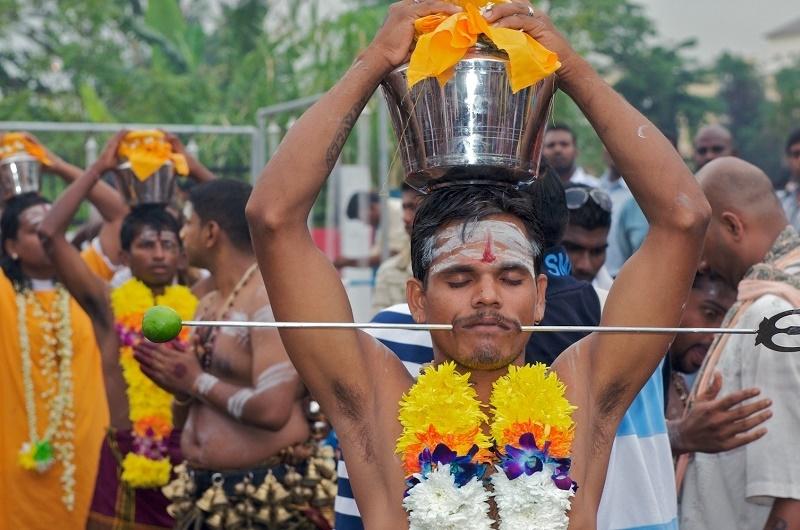 Lễ hội hành xác Thaipusam