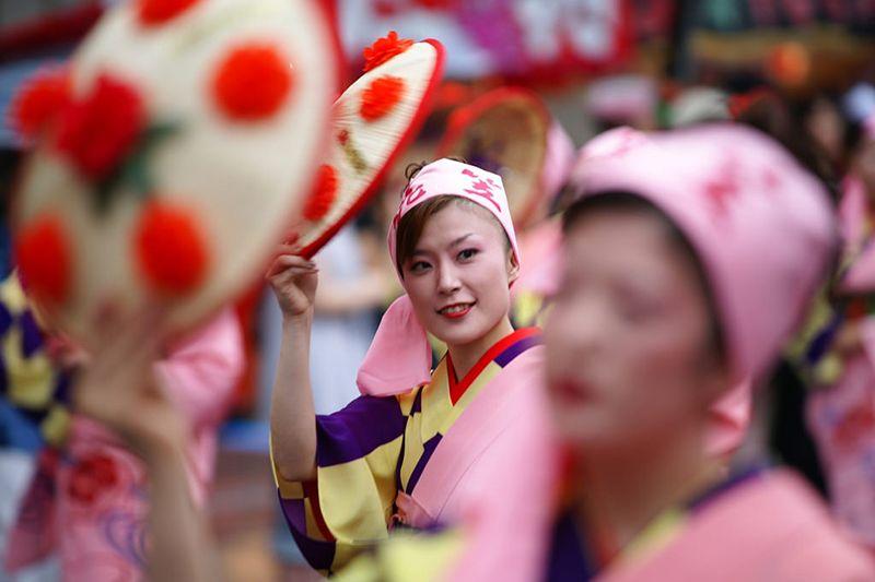 Lễ Hội Nón Hoa