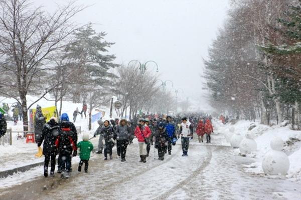Lễ hội núi tuyết Taebaeksan là một lễ hội mùa đông truyền thống nổi tiếng nhất của Hàn Quốc